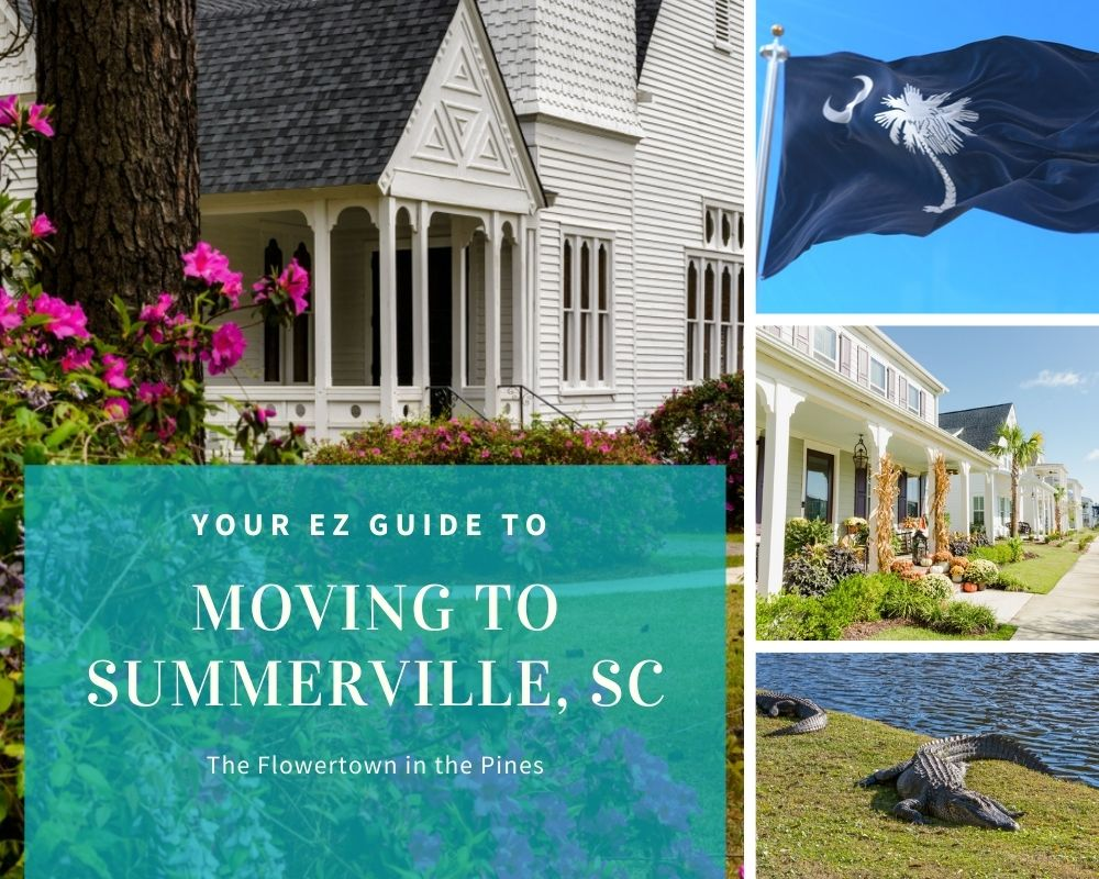 photos of homes in summerville south carolina, and sc state flag