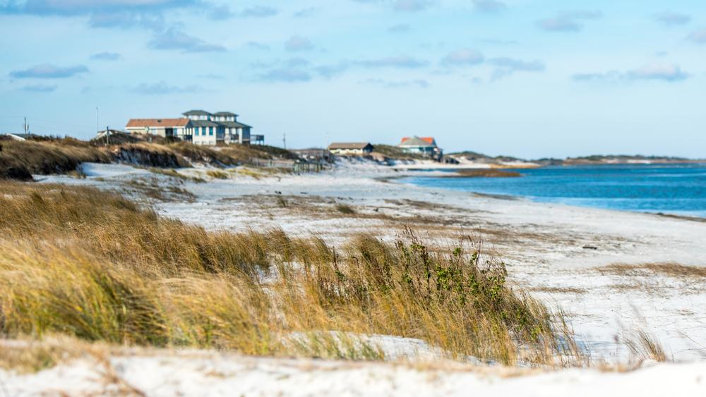 Outer Banks Beach and Beach House
