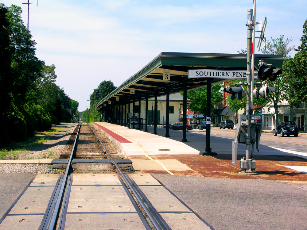Southern Pines Railroad