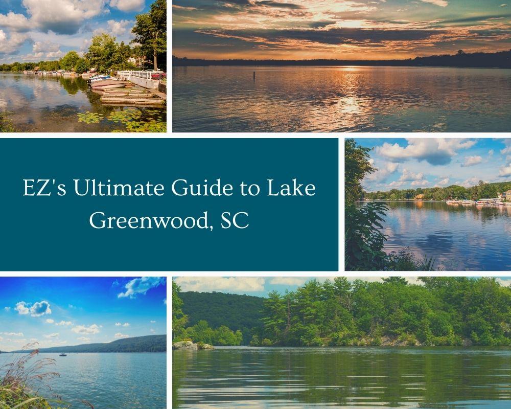 Photos of Lake Greenwood, SC