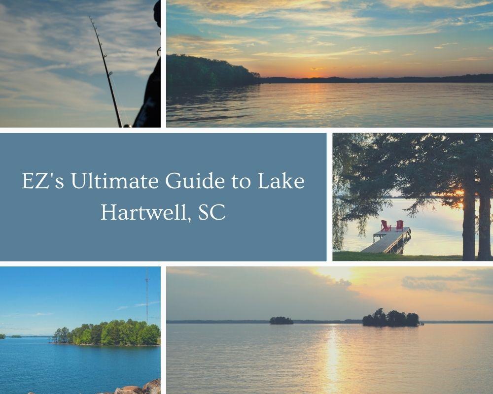 Photos taken from lake Hartwell, SC