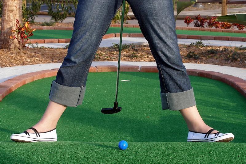 Mount Atlanticus Mini Golf in Myrtle Beach