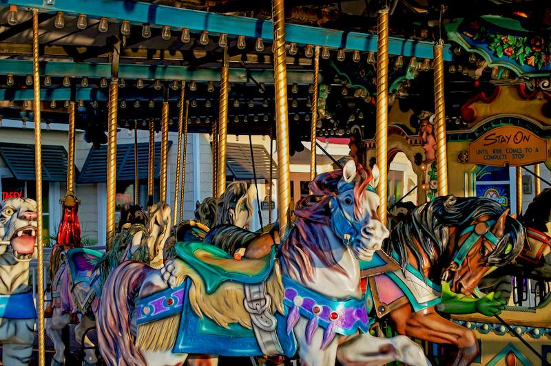 Pavilion Park in Myrtle Beach