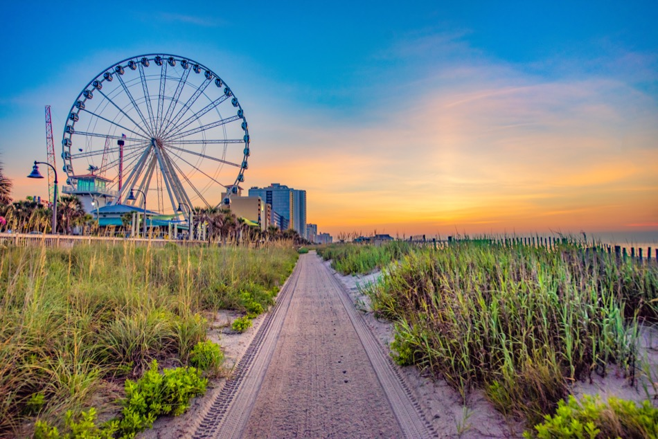Must See Historic Monuments in Myrtle Beach