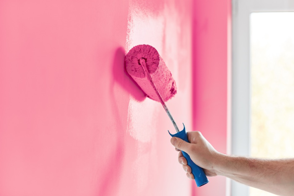 4 Tips For Painting an Interior Wall