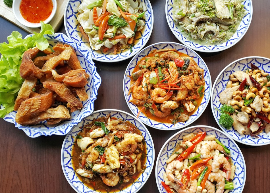 The Top Charleston Restaurants Serving Thai Food