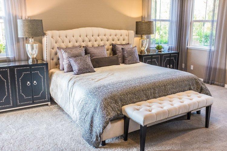 Picture of bedroom suite