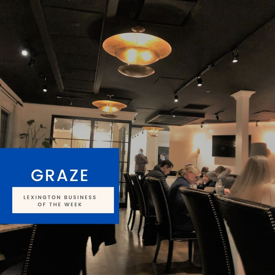Graze Restaurant in Downtown Lexington KY