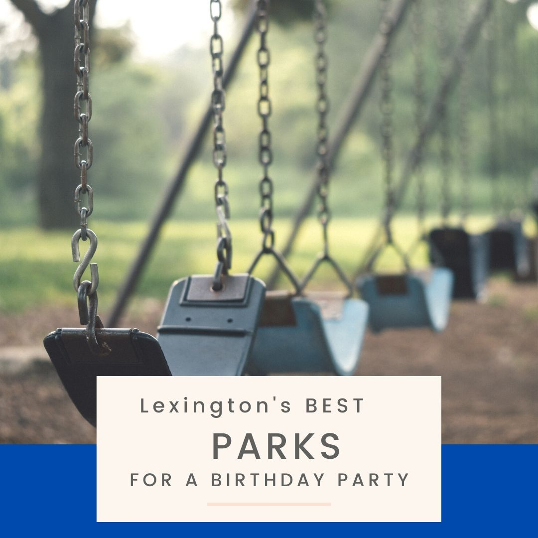 Best Lexington Parks to Host An Outdoor Party - Picture of a playground