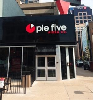 Pie Five in Lexington KY