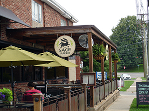 Picture of Sage Rabbit patio in Chevy Chase Neighborhood in Lexington KY