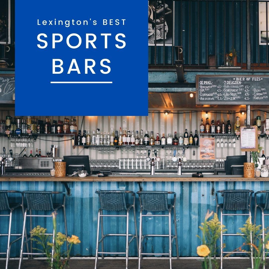 Best Sports Bars in Lexington