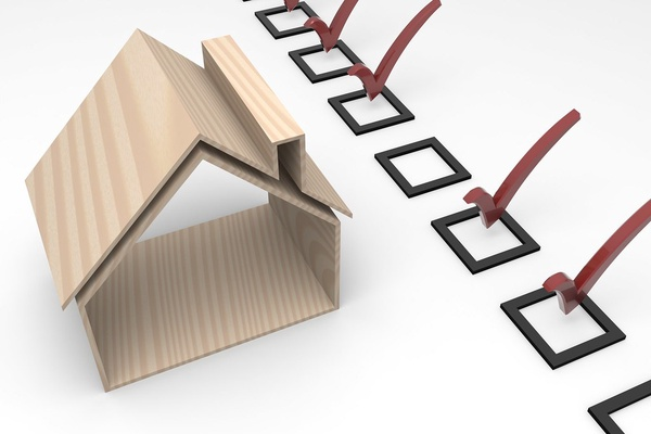Checklist for house