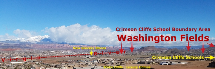 Crimson Cliffs Homes for Sale