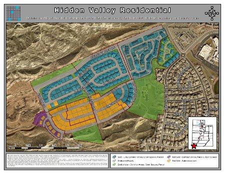 Hidden Valley Subdivision