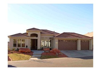 Traditional Southwestern Styled Home - Newer Construction
