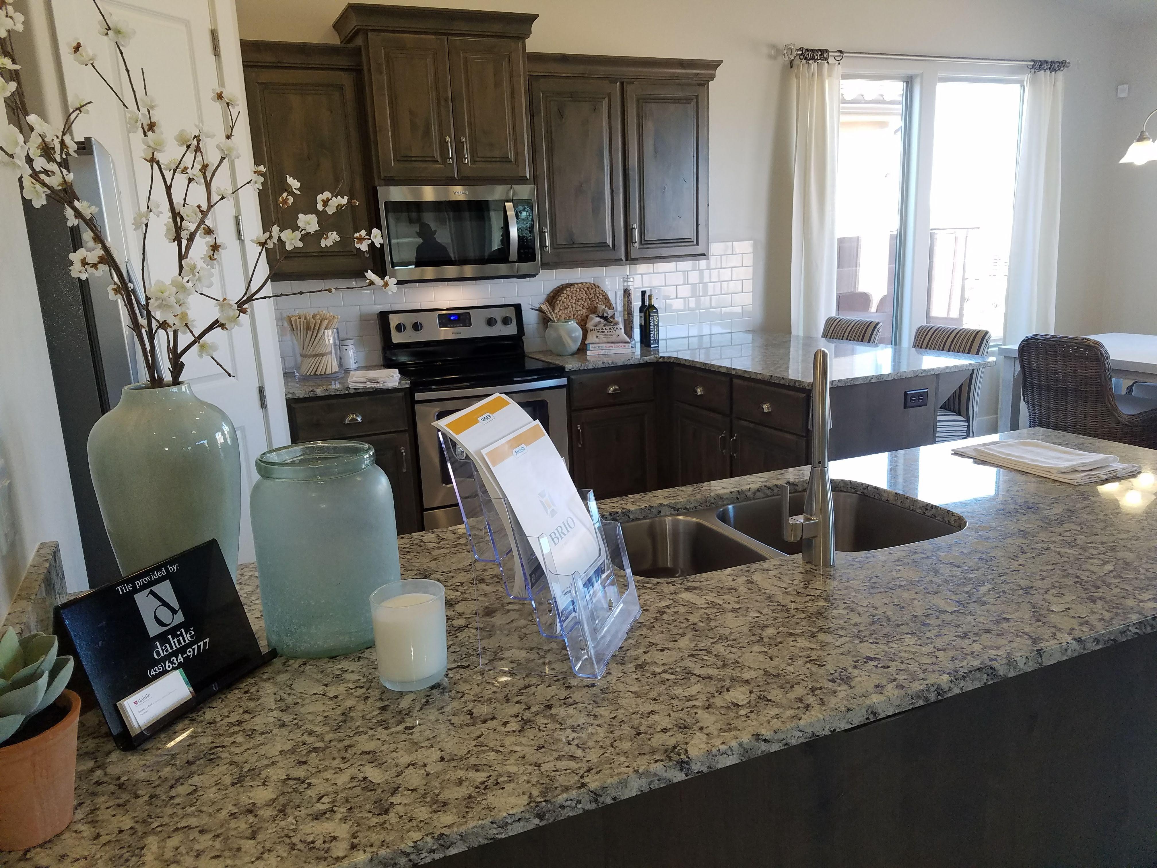 Brio Homes for Sale - Kitchen