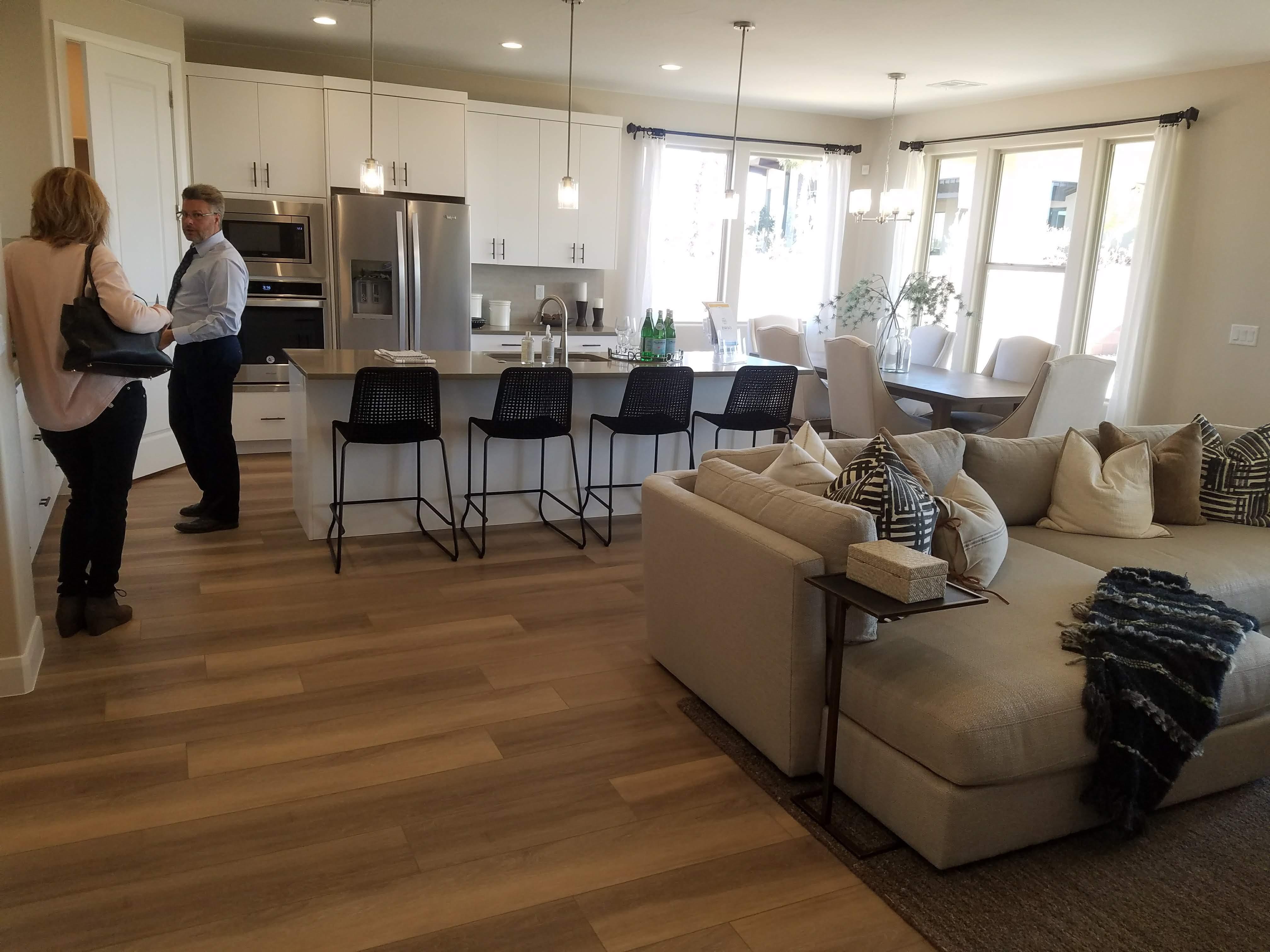 Brio Homes for Sale - Floor Plan