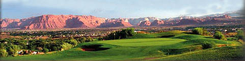 St George Relocation - Golf & Views of Red Mountain, Tuacahn & Snow Canyon