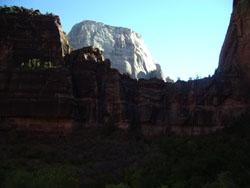 Zion National Park - Rock Monolith Grandeur