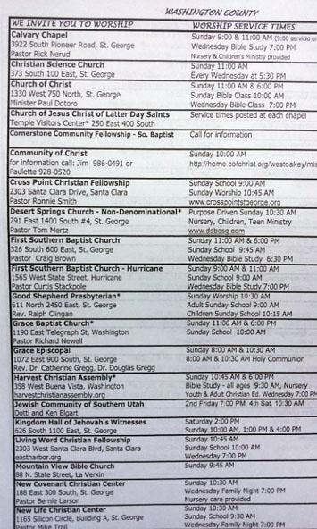 Church-List
