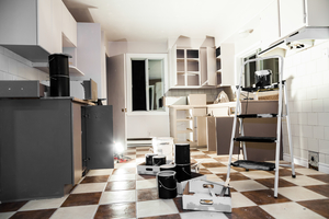 Selling Frisco Home - Renovation Clean UP