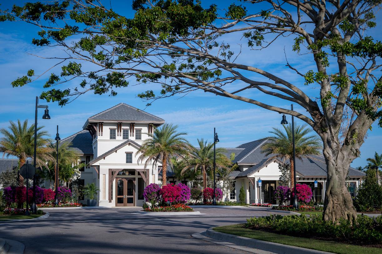 Boca Raton Royal Palm Polo Amenities Clubhouse