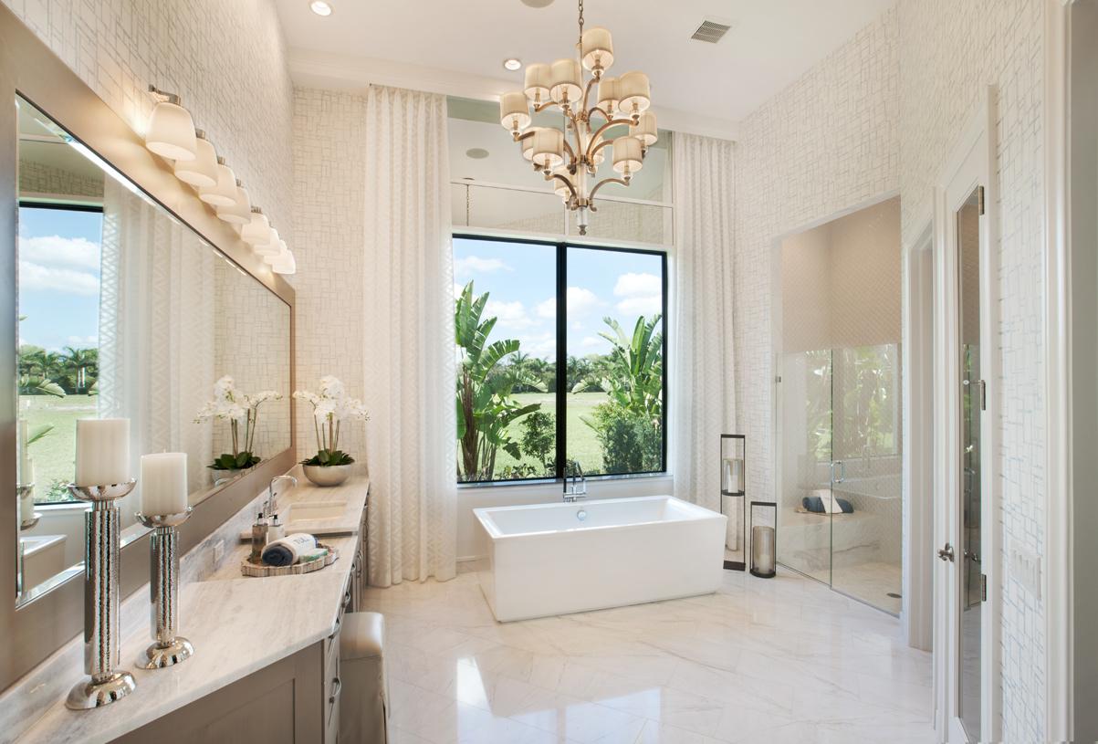 Boca Raton Royal Palm Polo Luxury Bathroom