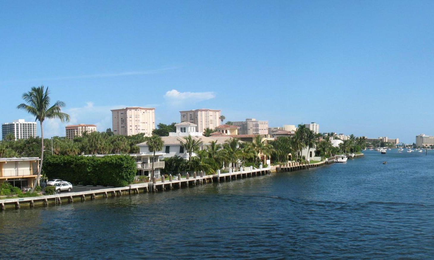 Neighborhoods in Boca Raton