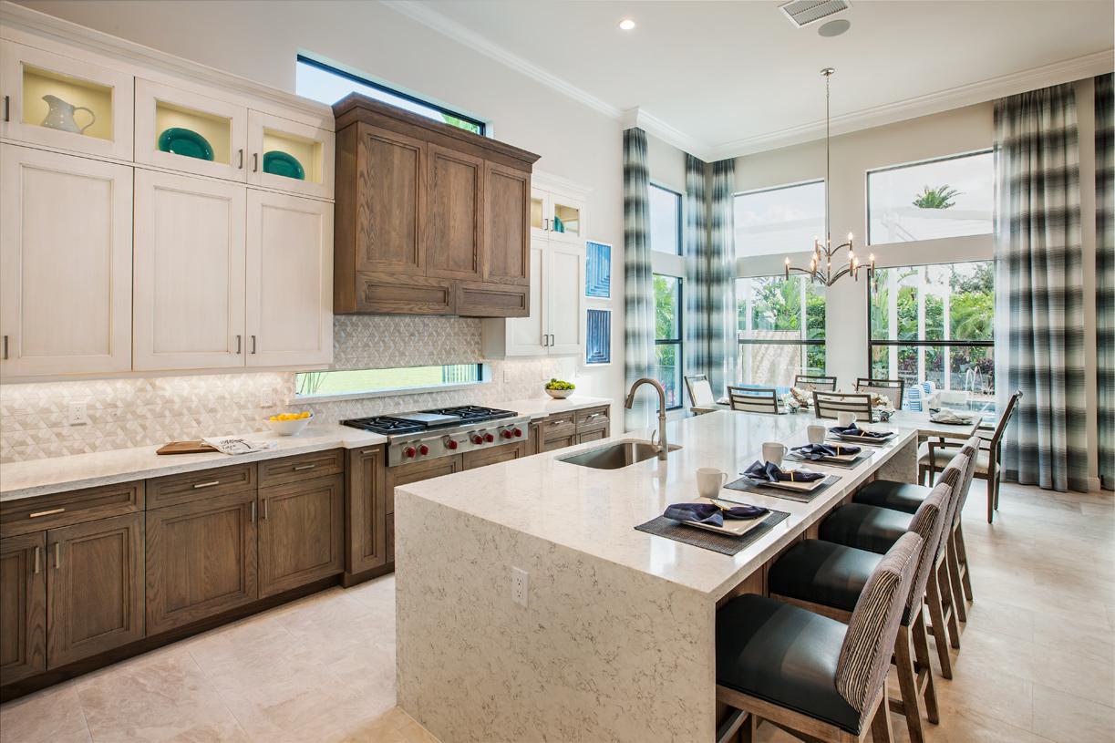Boca Raton Royal Palm Polo Kitchen Design