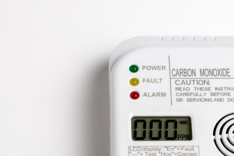 Safety Measures During Carbon Monoxide Alarm