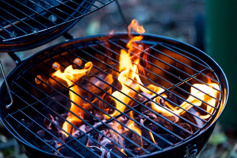 Carbon Monoxide from Grilling