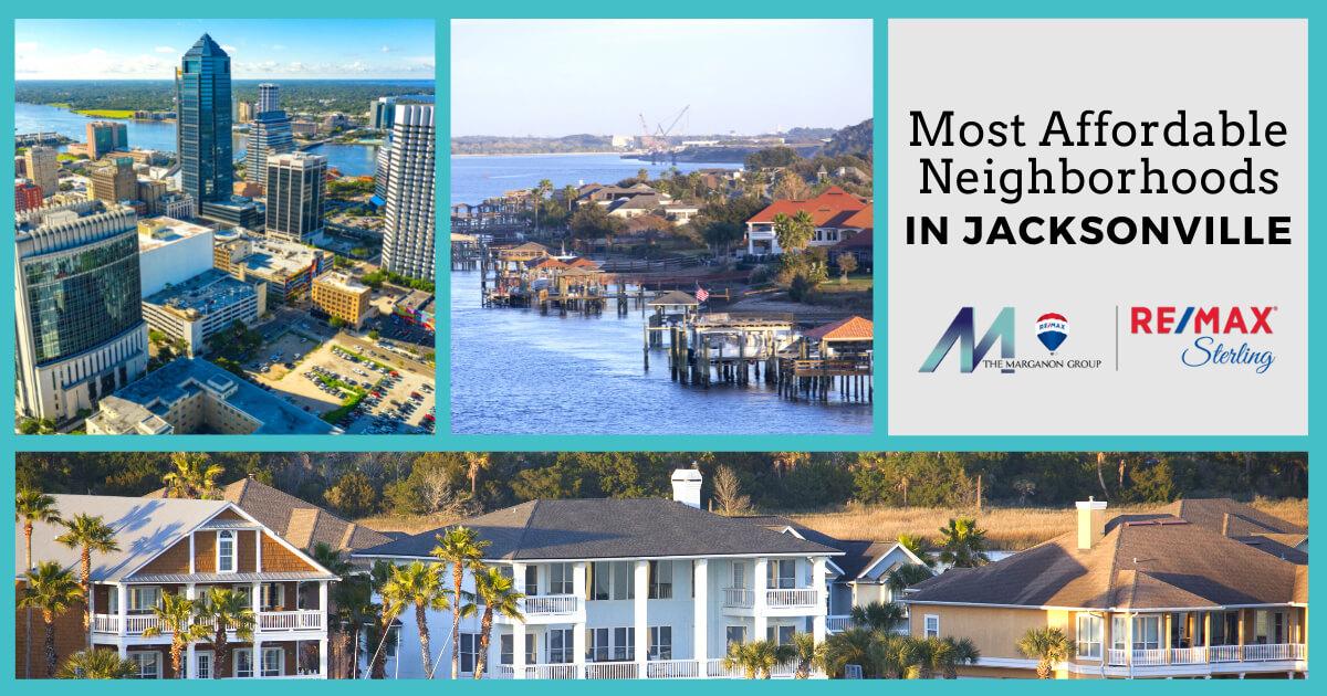 Jacksonville Most Affordable Neighborhoods