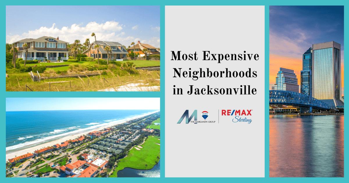 Jacksonville Most Expensive Neighborhoods