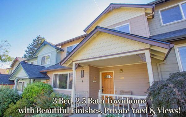 422 Chestnut St. Ashland Oregon