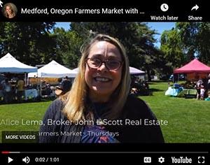 Medford Farmer's Market with Alice Lema