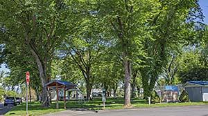 Robert Pfaff Park in Central Point Oregon