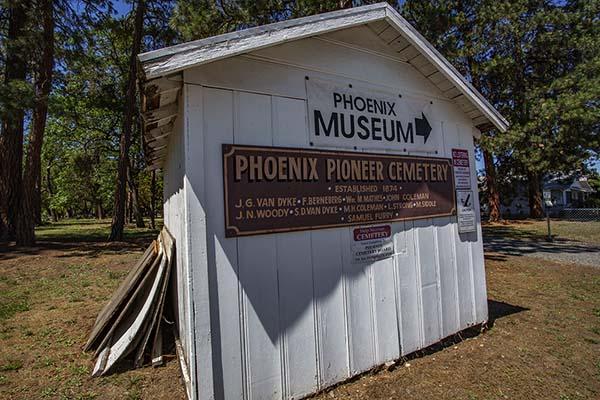 Phoenix Oregon Museum