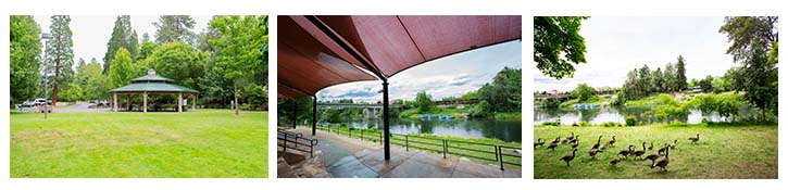 Riverside Park, Grants Pass, Oregon