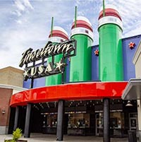 Tinseltown Cinemark USA