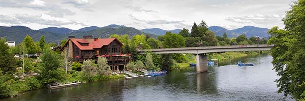 Waterfront Grants Pass Oregon