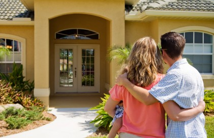 Buying a home - Image Credit: https://www.flickr.com/photos/106574022@N04/11415768965
