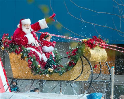 Santa - Image Credit: https://www.flickr.com/photos/peterv/4166605864
