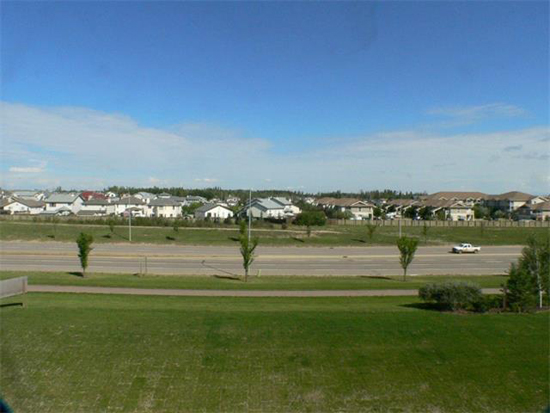 View from Condo in Eagle Ridge, Fort McMurray AB