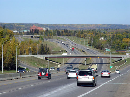 Fort McMurray Highway 63