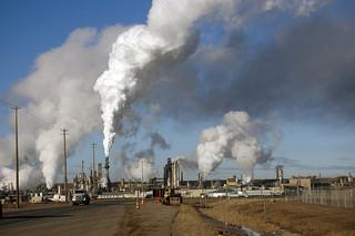 Athabasca Oil Sands - Photo Credit: http://www.flickr.com/photos/eryn_rickard/5253571160/