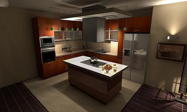 Kitchen - Image Credit: http://pixabay.com/en/users/svabic-849136/