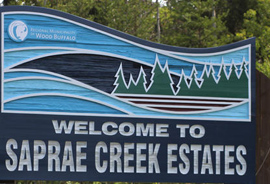 Saprae Creek