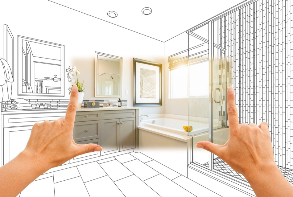 Bathroom Renovations with High ROI
