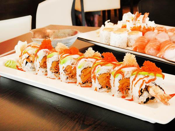 Sushi - Image Credit: https://www.flickr.com/photos/calgaryreviews/5938630697/